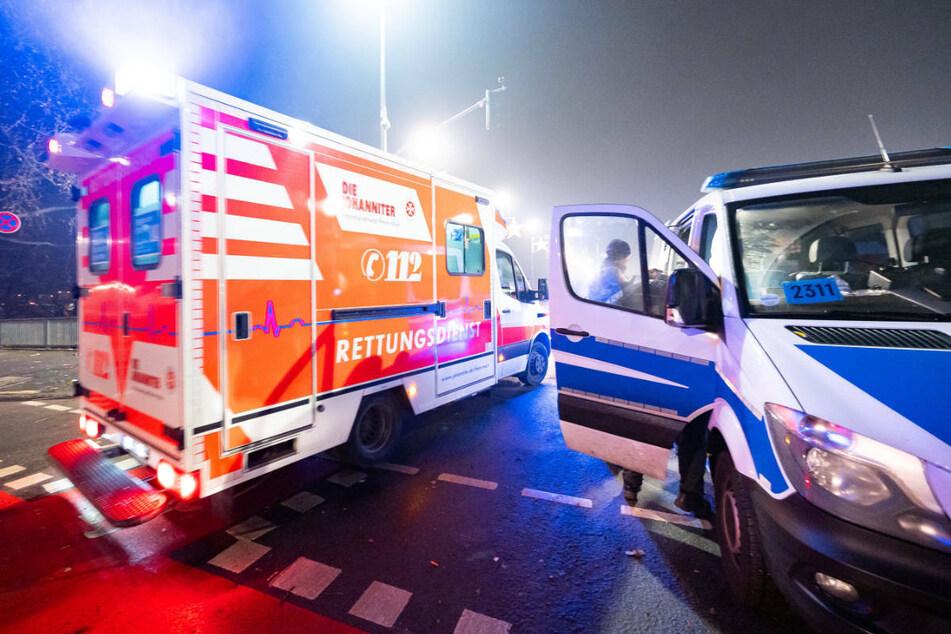 Frankfurt: Polizei wird zu Einbruch gerufen und findet Täter schwer verletzt unter Auto