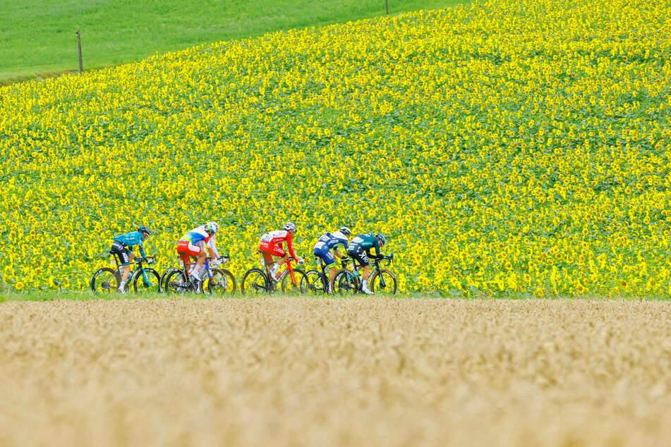 Die Tour de France bietet zumindest schöne Landschaften.