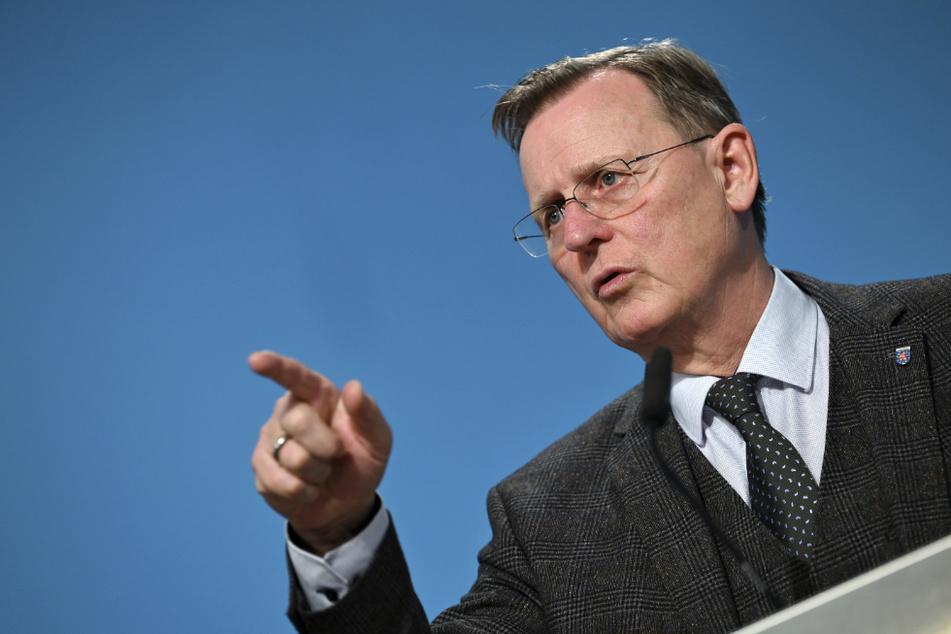 Nach der Wahlschlappe Ende September hat Thüringens Ministerpräsident Bodo Ramelow (65, Linke) deutliche Kritik an seiner eigenen Partei geübt. (Archivbild)
