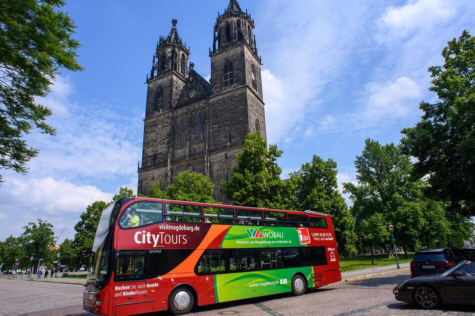 In Sachsen-Anhalt sind Stadtrundfahrten wieder erlaubt.