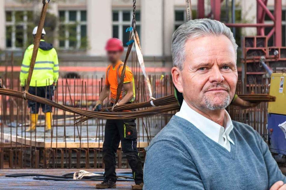 Chemnitz: Baukosten-Explosion! Chemnitzer Projekte müssen auf den Prüfstand