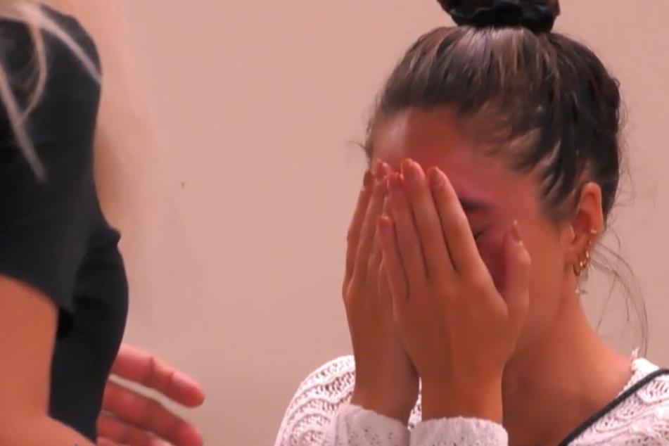 Bachelorette Melissa lüftet Pietro-Geheimnis und bricht in Tränen aus