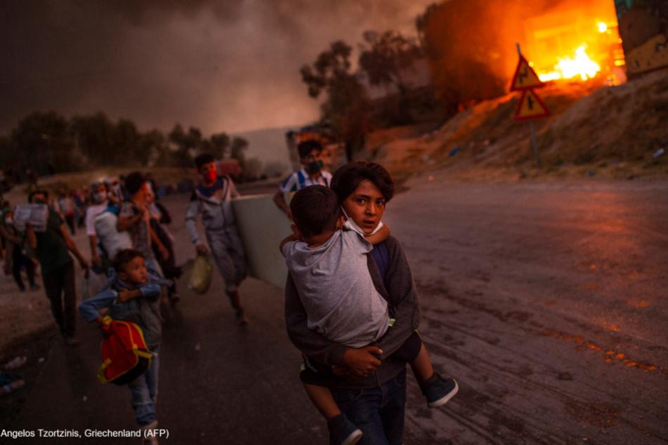 So sieht das UNICEF-Foto des Jahres 2020 aus