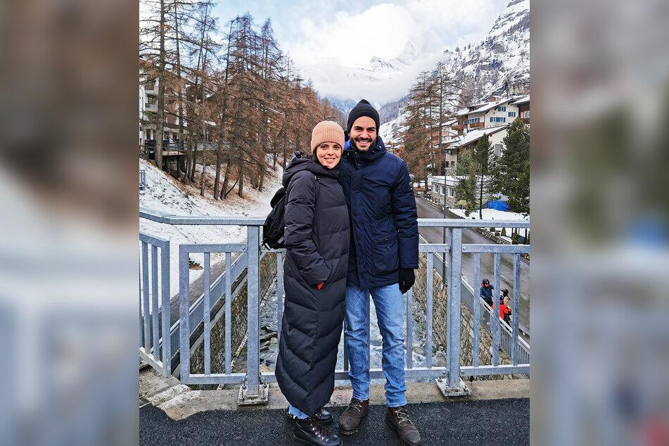 Vanessa Biondo (34) und Leonardo Novella (31)
