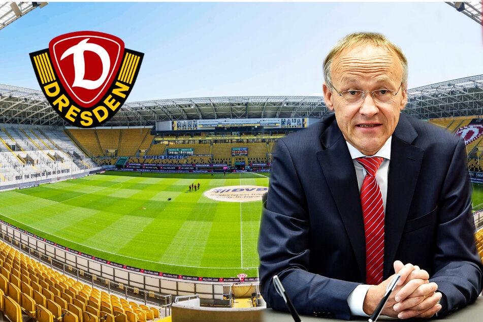 Dynamo Dresden muss um Millionen-Zuschuss zittern!