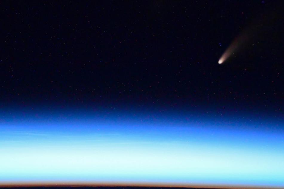 """Komet """"Neowise"""" nähert sich der Erde: Himmelsspektakel mit bloßem Auge erkennbar!"""