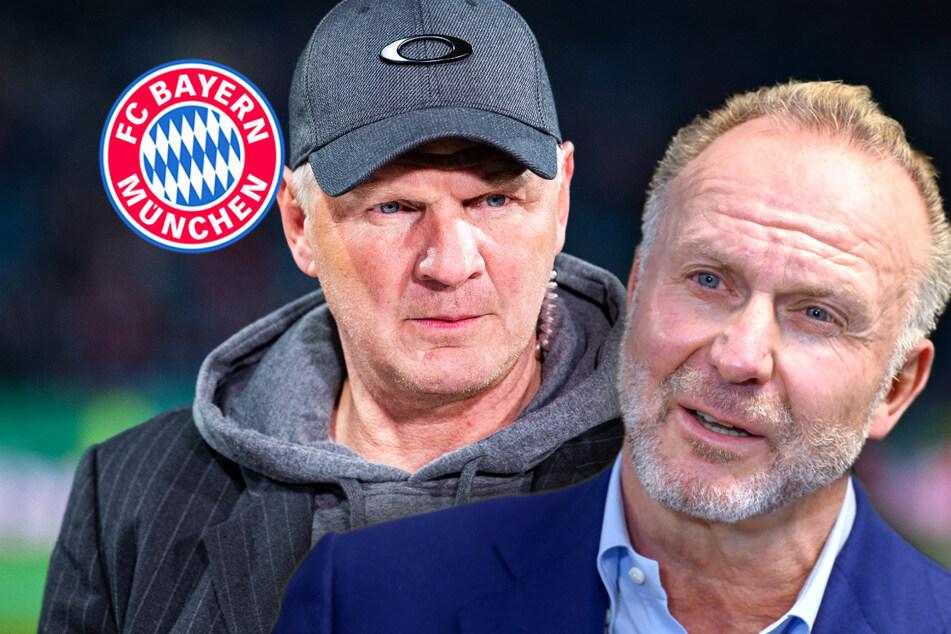 FC Bayern nicht ohne Risiko: Effenberg sieht Rummenigge-Rückzug kritisch