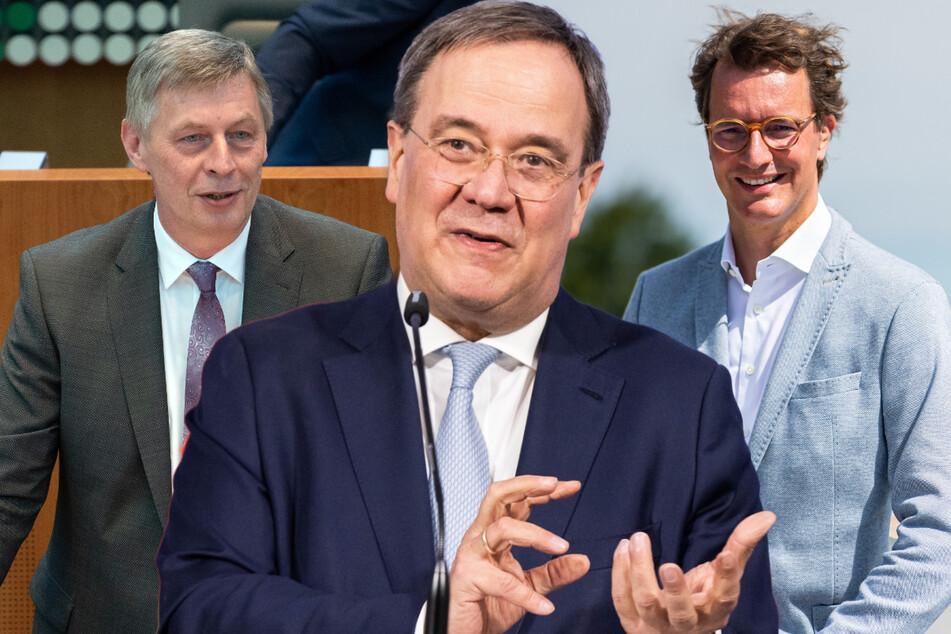 Laschet-Nachfolger gesucht: Diese CDU-Politiker könnten NRW-Ministerpräsident werden