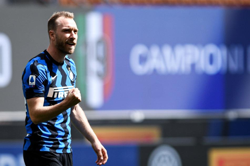 Christian Eriksen (29) darf laut der italienischen Statuten nicht mit einem ICD-Defibrillator spielen. Auch deshalb wird Inter Mailand wohl Ersatz verpflichtet haben.
