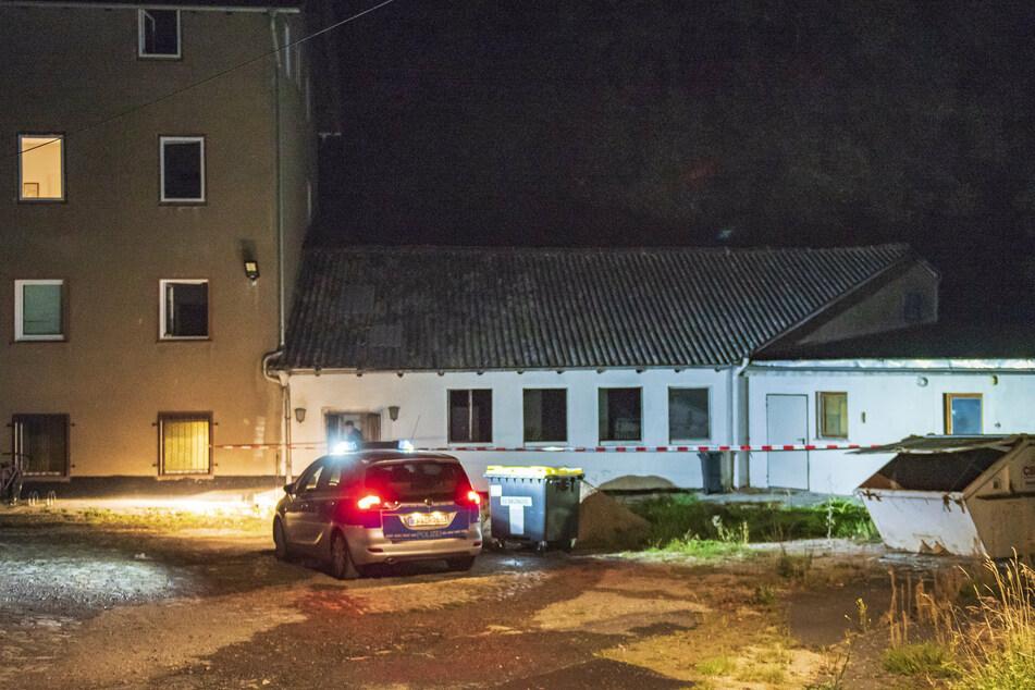 Die Polizei ermittelt zur Brandursache.