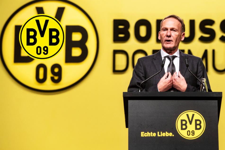 BVB-Boss Watzke stellt sich vor Coach Favre: Fan forderte dessen Entlassung!