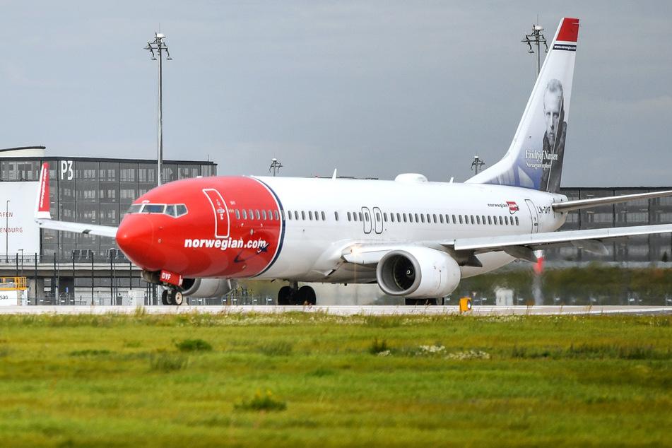 Fürs Klima! Die Fluglinie Norwegian will ihre CO2-Emissionen bis 2030 um 45 Prozent im Vergleich zum Jahr 2010 senken.