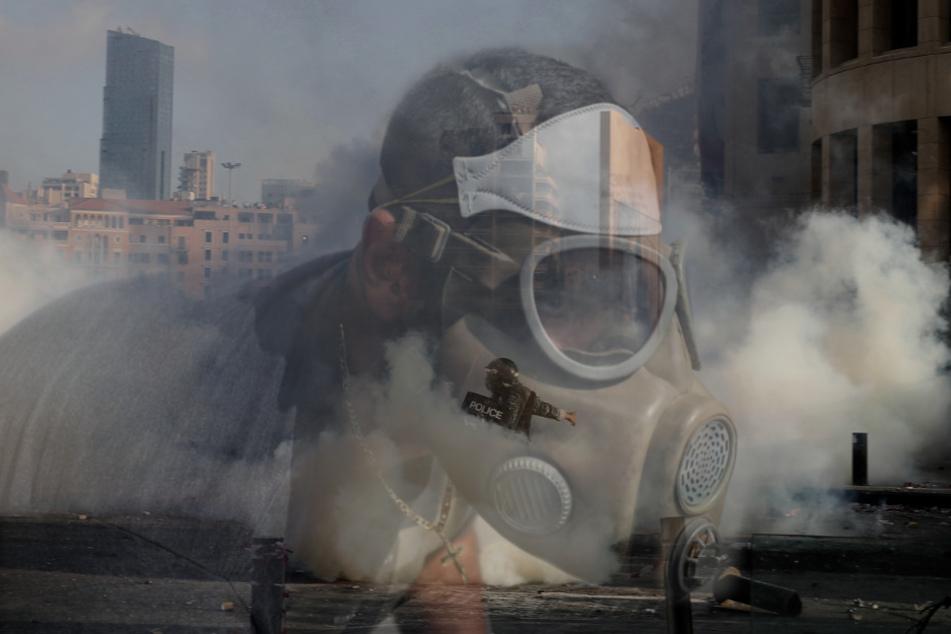 Proteste und Gewalt: Beirut versinkt im Chaos