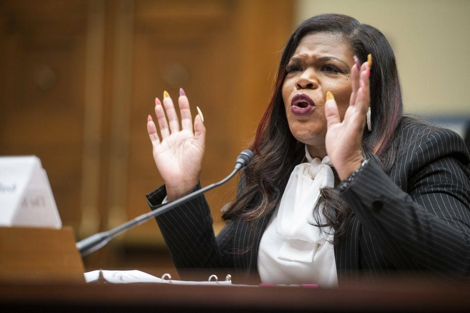 Rep. Cori Bush demands FBI director hand over surveillance materials on her Black Lives Matter activism