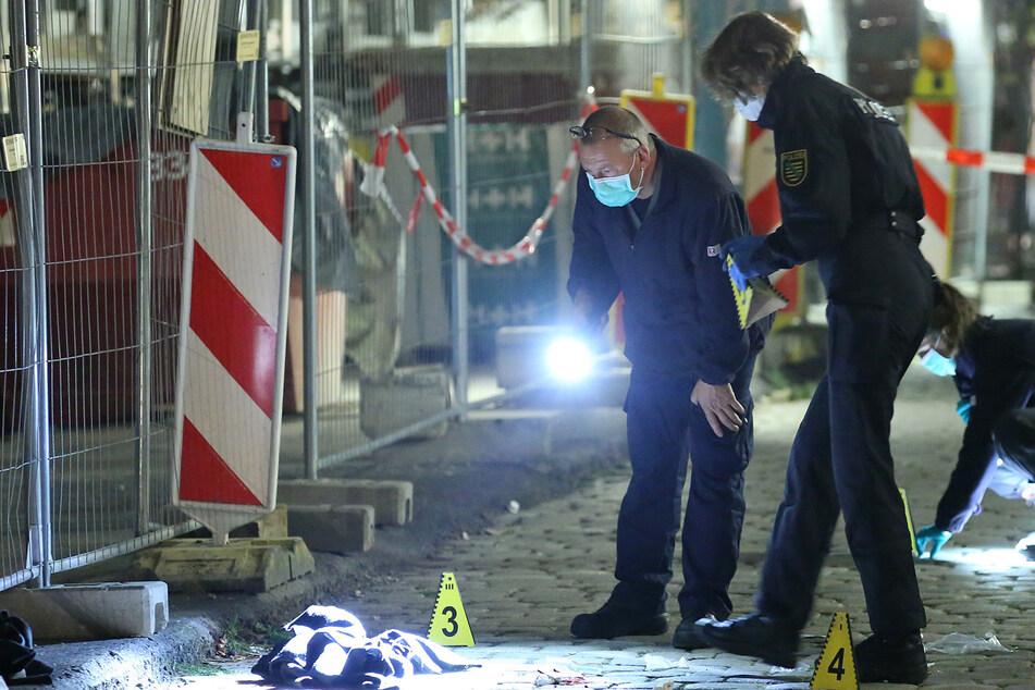 Messer-Mord an der Schloßstraße: So erwischten die Fahnder den Angeklagten