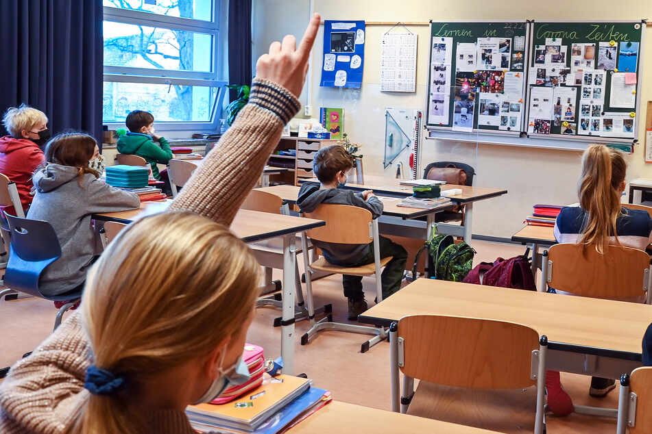 Schulen können bis zu einer Inzidenz von 200 offen bleiben.