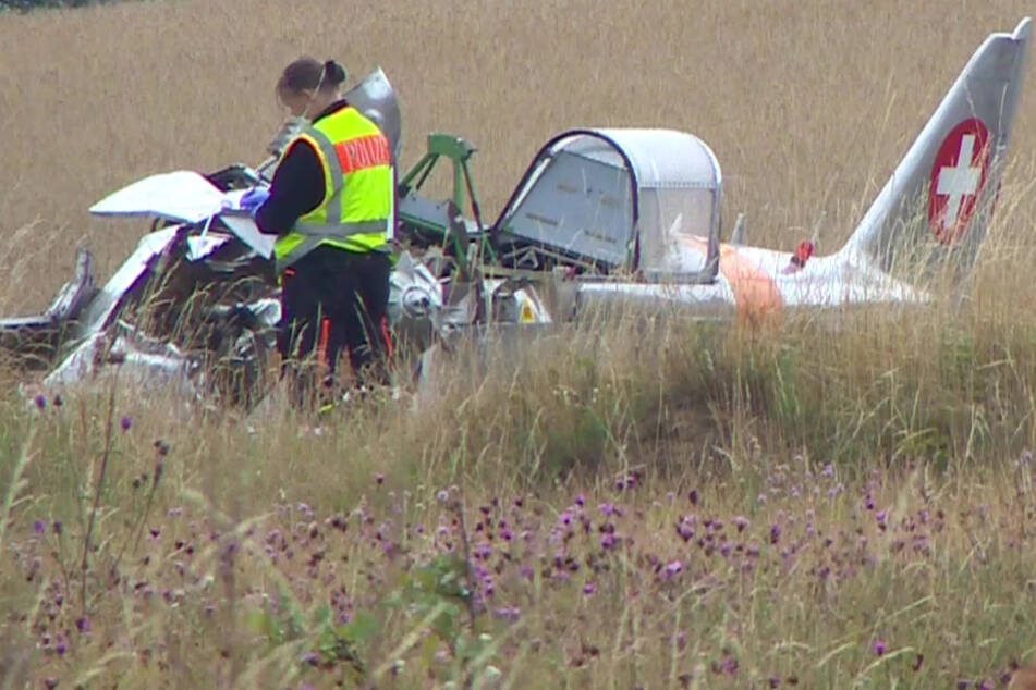 Pilot (57) stirbt bei Absturz eines Kleinflugzeuges auf Usedom