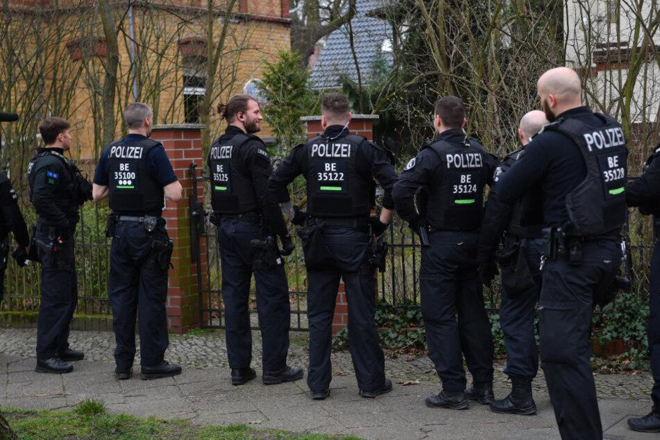 Bundesweite Razzien gegen Gruppierung der Reichsbürger