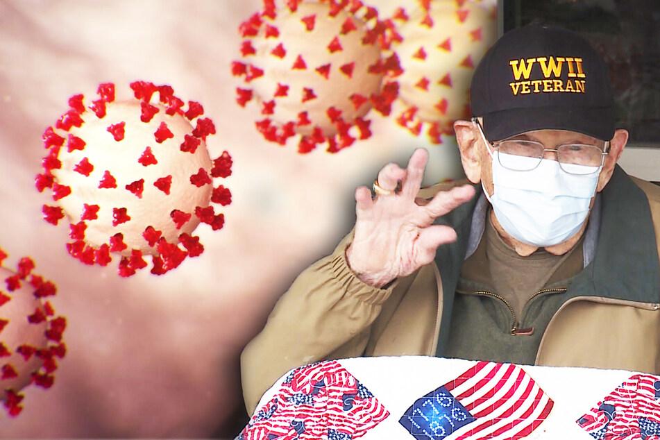Sensation: 104-Jähriger überlebt nicht nur die Corona-Infektion!