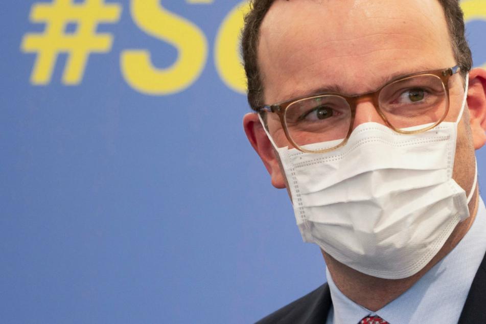 "Jens Spahn verteidigt Coronavirus-Maßnahmen: Erkrankung mache ""demütig"""
