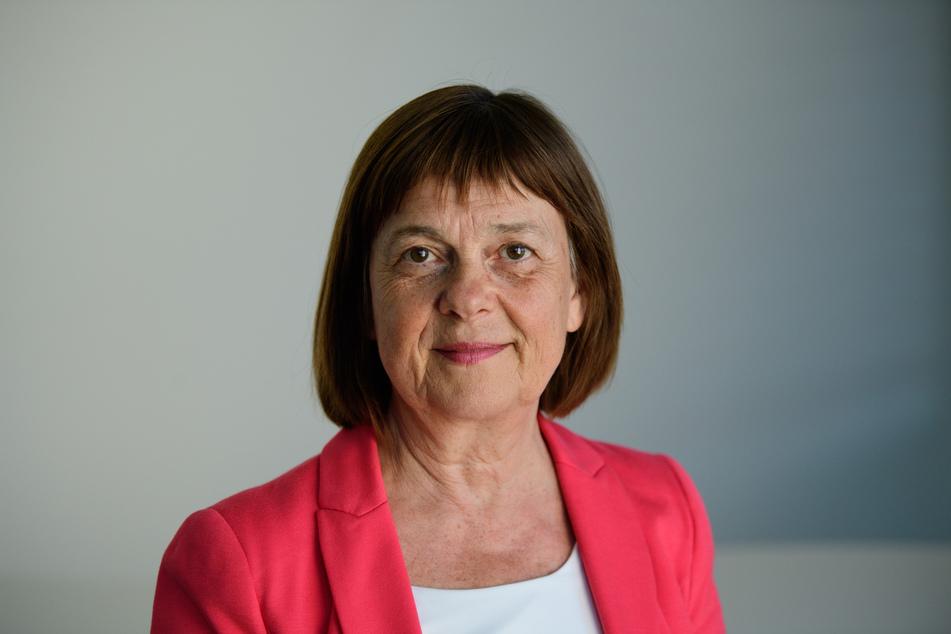 Ursula Nonnemacher (Bündnis 90/Die Grünen), Brandenburgs Ministerin für Soziales, Gesundheit, Integration und Verbraucherschutz.