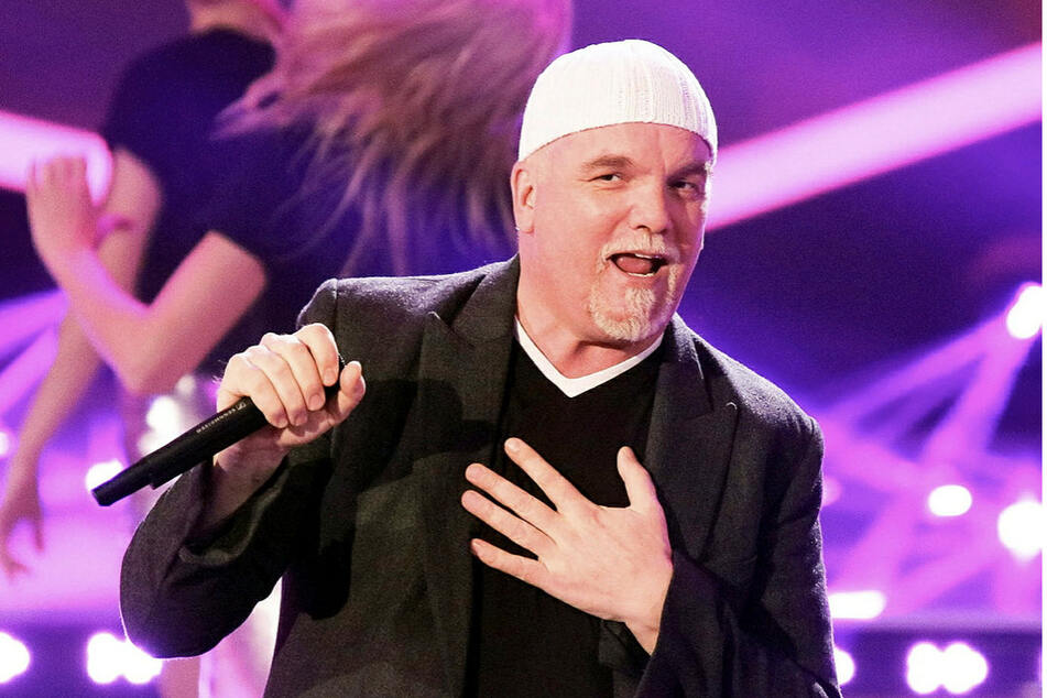 """DJ Ötzi bei einem Auftritt in 2018. Zusammen mit Nik P. veröffentlichte der heute 50-Jährige eine Neuauflage von """"Ein Stern (der deinen Namen trägt)""""."""