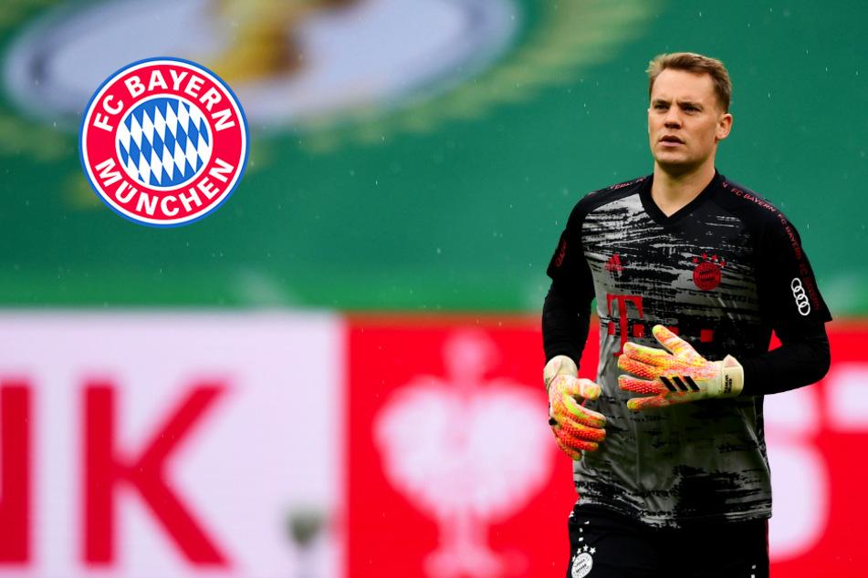 Bayern-Keeper Neuer sorgt für Wirbel und singt patriotischen Song umstrittener Band mit!