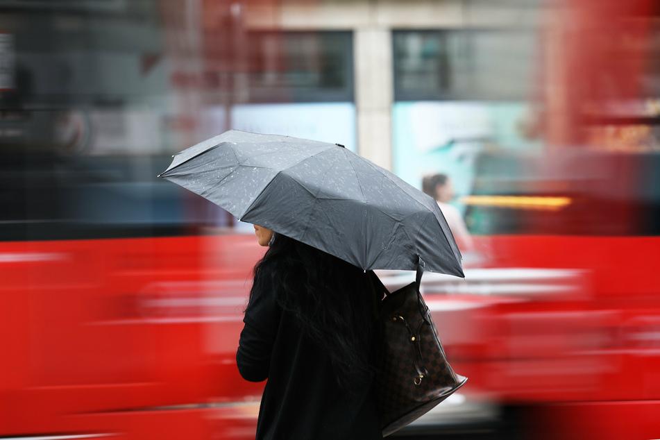 Fieser Regen in NRW: Das Wetter meint es herbstlich