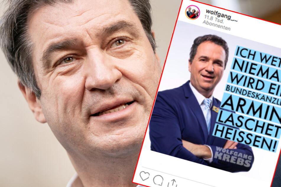 Kabarettist Krebs: Bayern wird Söder nicht vermissen