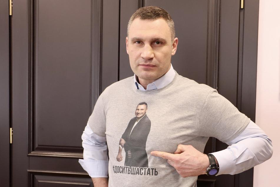 Klitschko bleibt im Amt: Ex-Box-Champion weiter Bürgermeister von Kiew