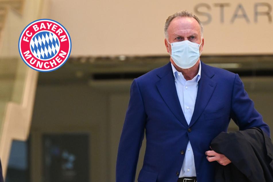 """""""Ignorant"""", """"Vorbildfunktion Scheiß egal"""": Verärgerung über Bayern-Boss Rummenigge!"""
