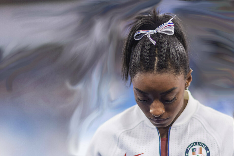 Olympics: Simone Biles won't be in the individual all-around final!
