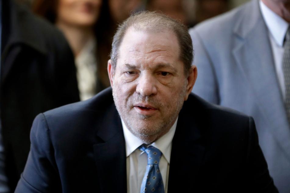 Harvey Weinstein (66) muss wieder vor Gericht erscheinen.