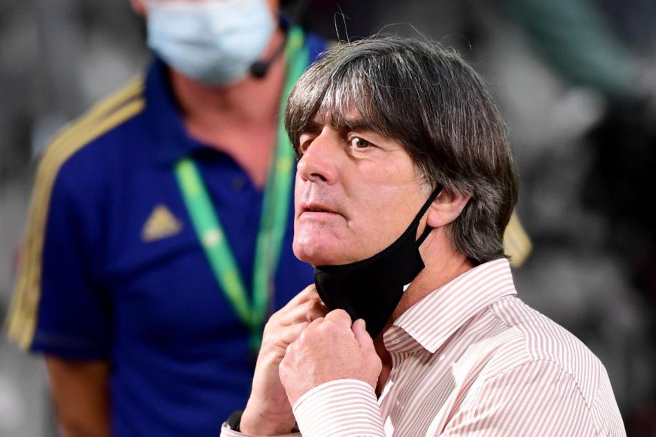 Bundestrainer Joachim Löw (60).