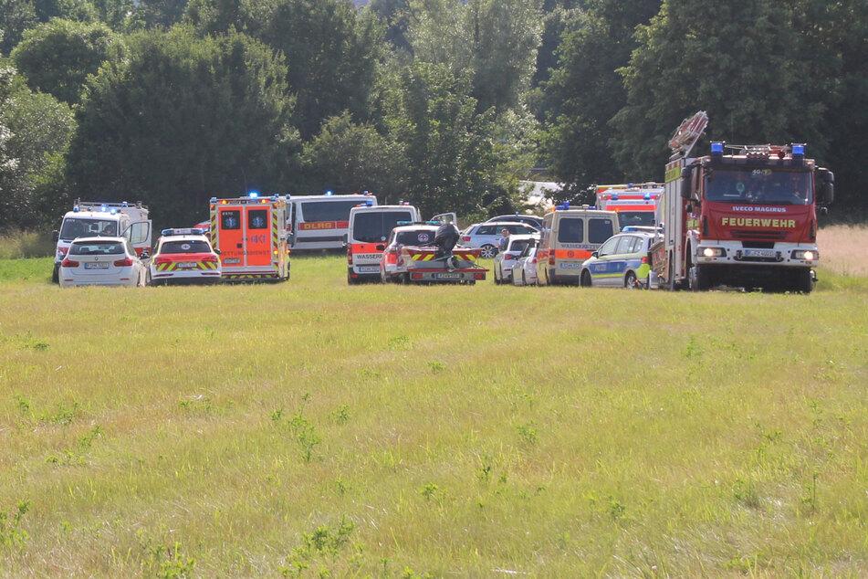 Nach einem Badeunfall in der Oberpfalz in Bayern hat ein Mann im Krankenhaus den Kampf um sein Leben verloren.