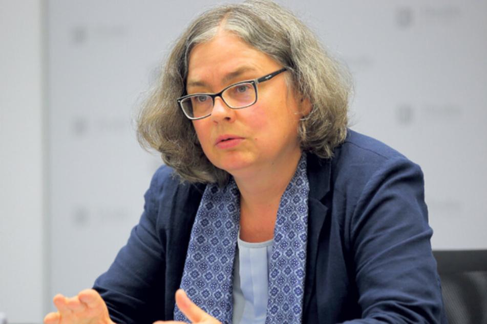 Umweltbürgermeisterin Eva Jähnigen (54, Grüne) steht im Fokus.
