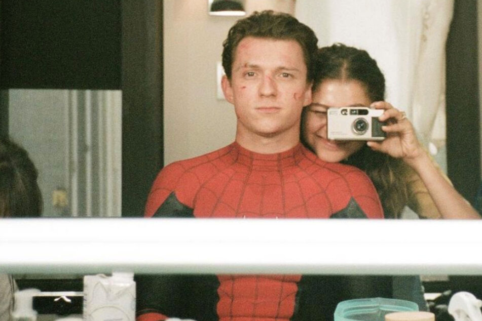 Tom Holland makes it official with sweet Instagram post to Zendaya!