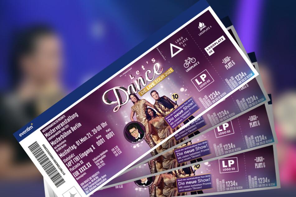 Let's Dance - Die Live-Tour 2021! Hier bekommt Ihr die Tickets!