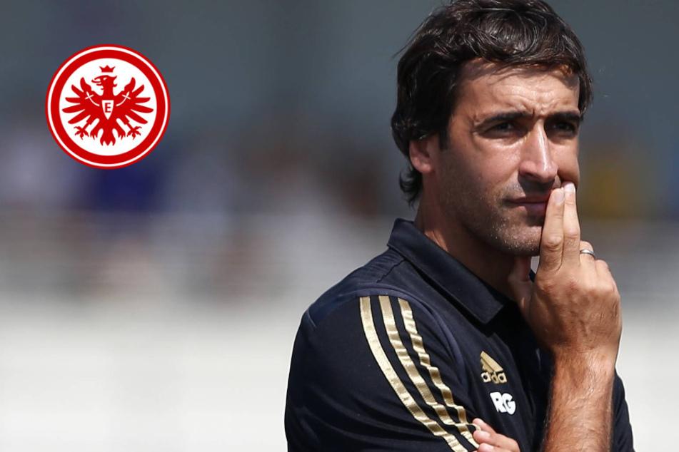 """Ein """"Königlicher"""" auf der Eintracht-Bank? Frankfurt soll mit Hochdruck an Raúl baggern"""