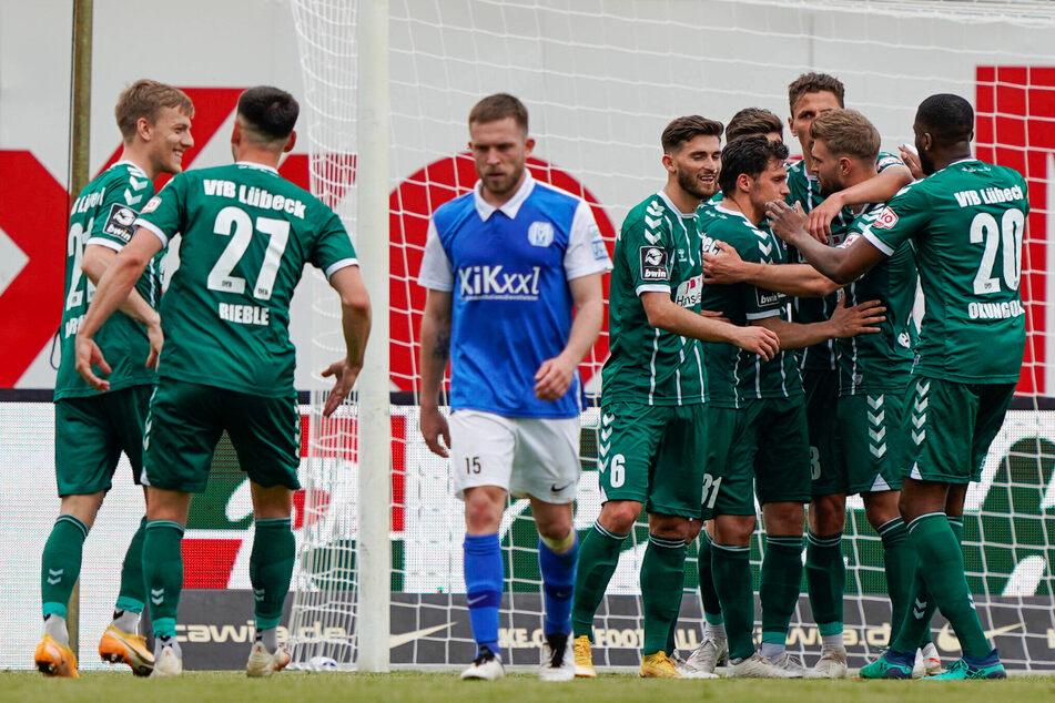 Während der VfL Lübeck nach dem letzten Strohhalm griff und mit 2:0 in Meppen gewann, hat sich die Lage für die Emsländer weiter zugespitzt.