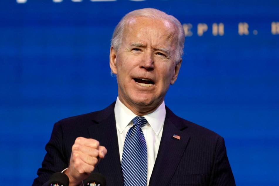 Joe Biden soll am Mittwoch in das Amt des US-Präsidenten eingeführt werden.