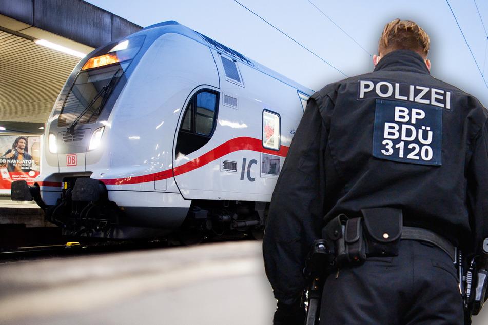 Typ fährt ohne Maske und Ticket Zug: Es war wohl seine letzte Fahrt für lange Zeit!