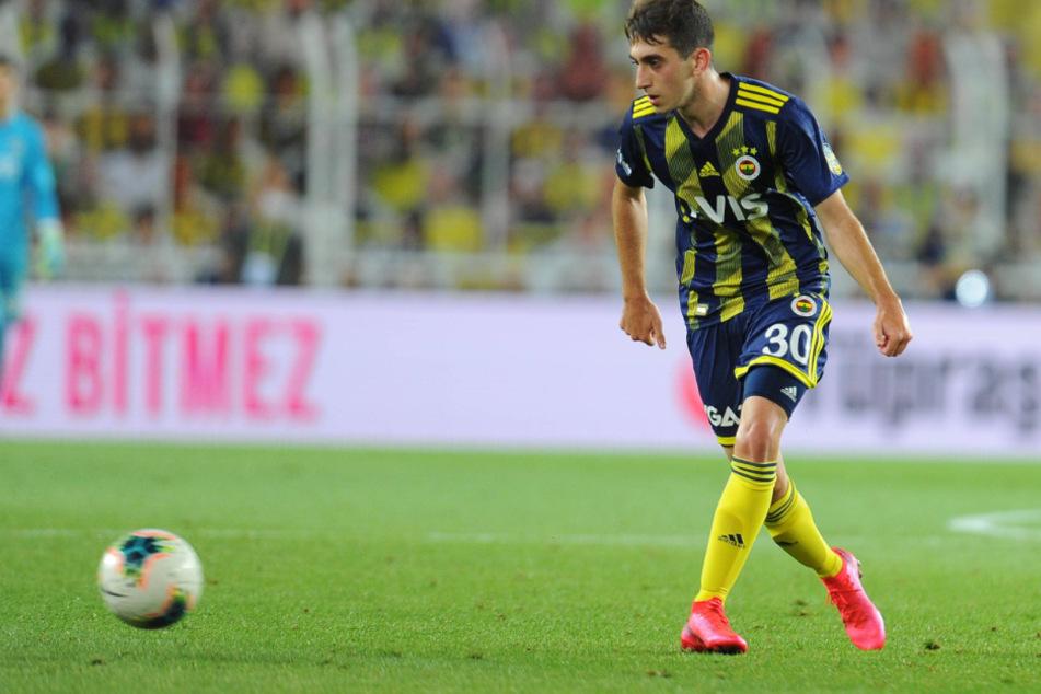 Ömer Faruk Beyaz (17) kickte bisher bei Fenerbahce Istanbul.