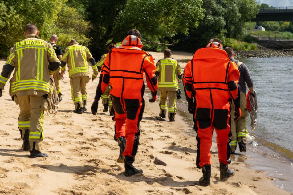 Angler finden Leiche in der Elbe: Ist es der vermisste Kajakfahrer aus Sachsen?