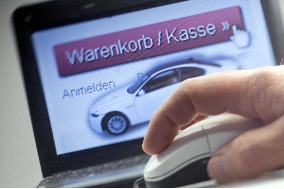 Betrug mit Luxusautos im Internet: Anzahlungen über 860.000 Euro kassiert