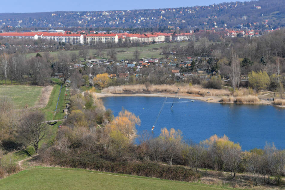 Aus Sicht der Stadt bleibt das Baden in Leuben weiter offiziell verboten.
