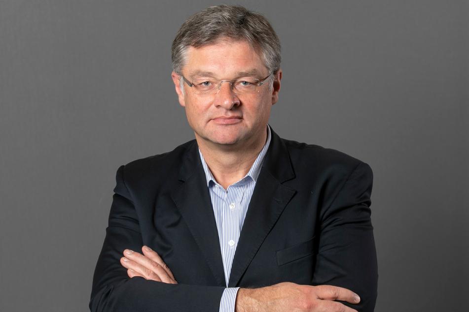 """""""Es ist machbar"""": FDP-Chef Holger Zastrow (51)."""