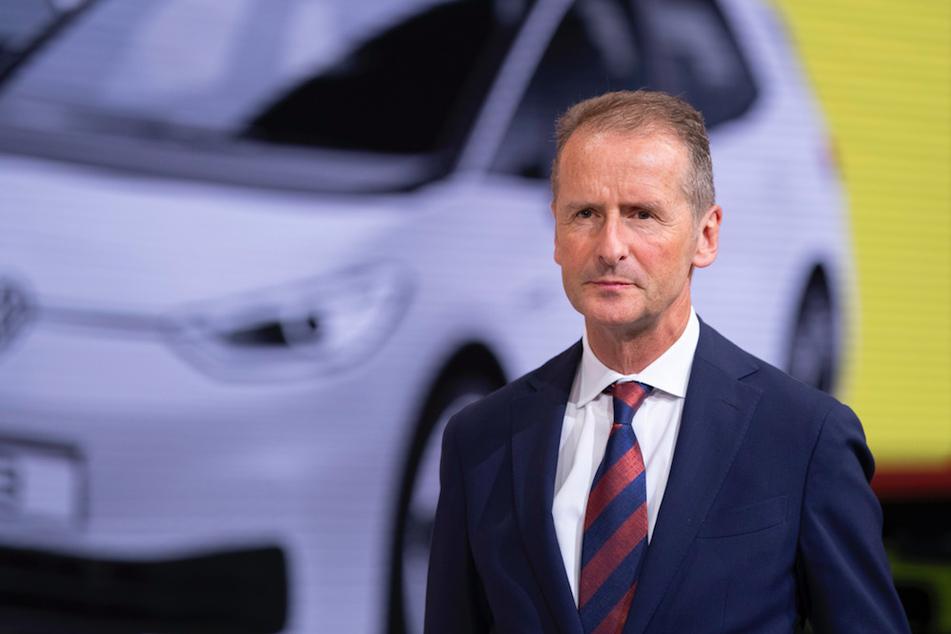 Laut Herbert Diess (62), Vorstandsvorsitzender der Volkswagen AG, wird schon viel zur Verringerung der CO2-Emission getan.