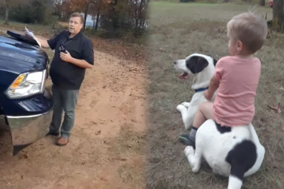 Investigator shoots and kills family dog for an infuriating reason