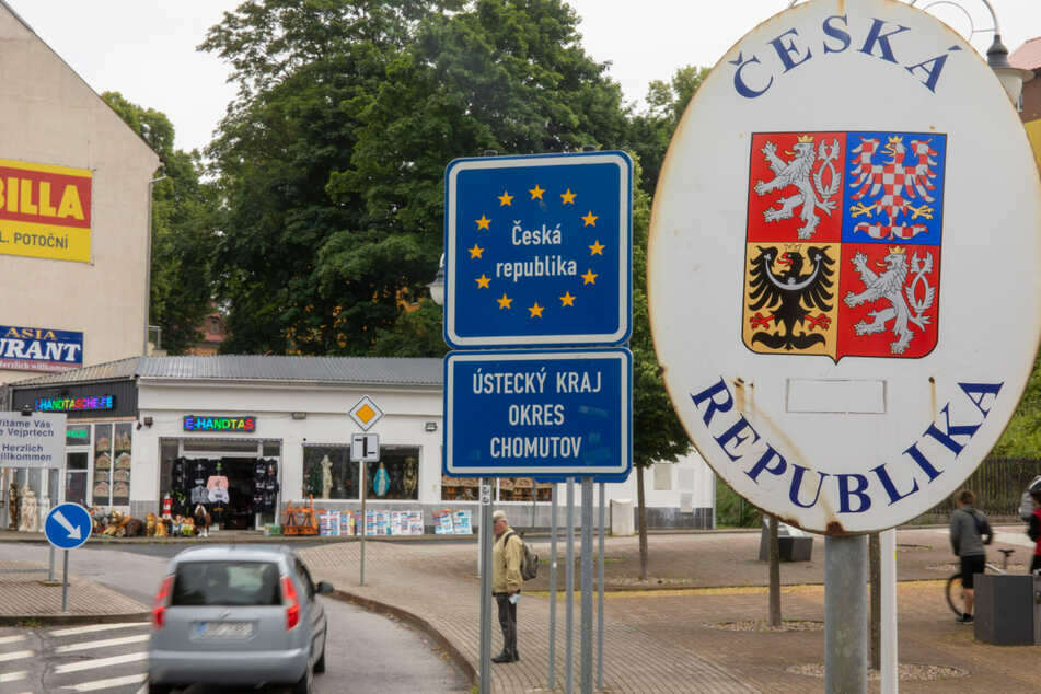 """Der """"Kleine Grenzverkehr"""" ist weiter möglich - mit Auflagen."""